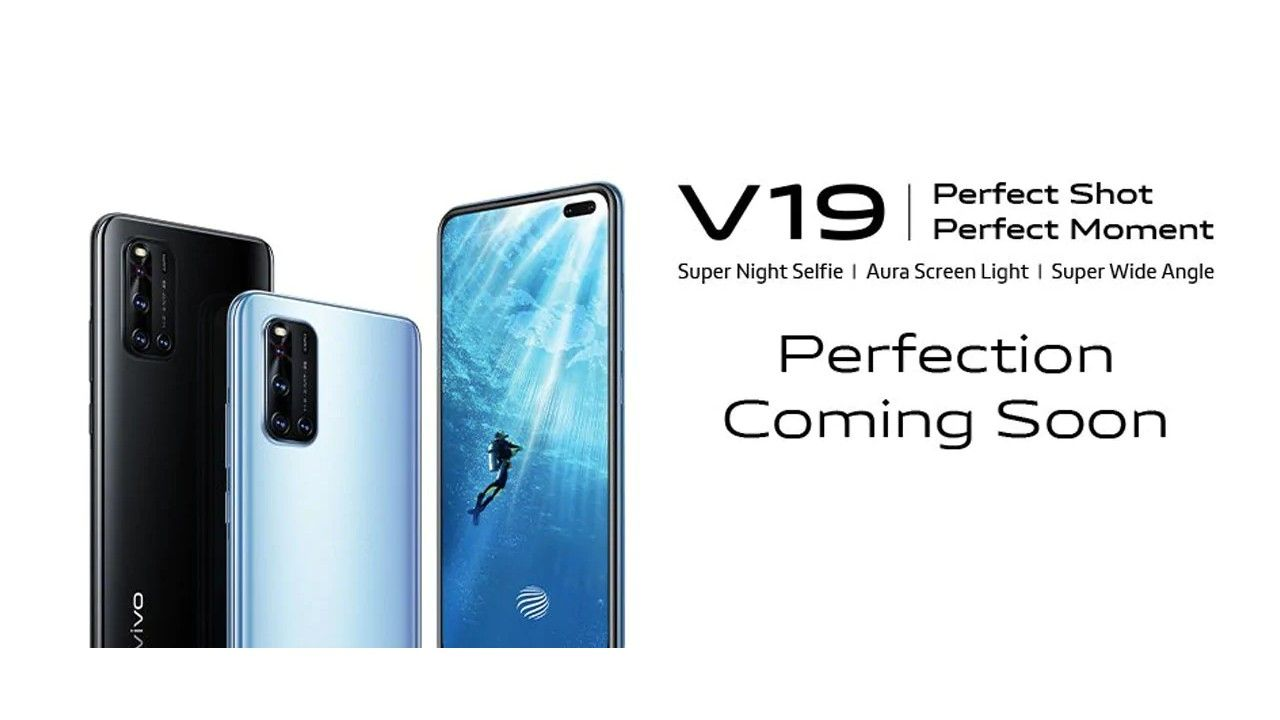 Vivo V19 With Dual Selfie Cameras, 4,500mAh Battery Launched In Pakistan