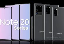 Samsung Galaxy Note 20 Series Launch Date