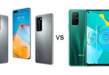 Huawei P40 Lite 5G and Honor 30S