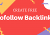 Build Free Backlinks