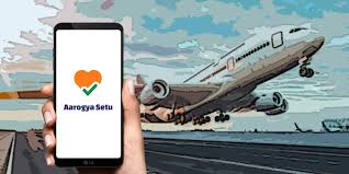 Aarogya Setu App Likely To Be Made Mandatory For Air Travelers