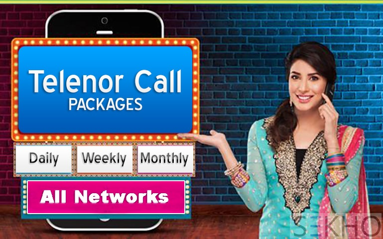 Telenor Call Packages Daily, Weekly And Monthly Offer