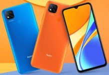 5,000mAh for redmi 9