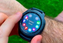 Samsung gear s3 feature