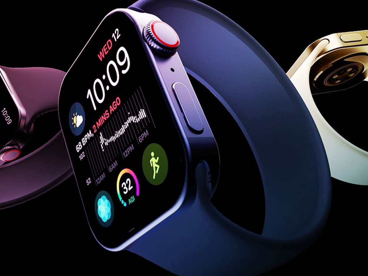 Apple Watch Update Blood Glucose And Temperature Sensor Coming Soon