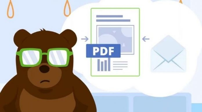Convert Excel Files To PDF With PDF Bear