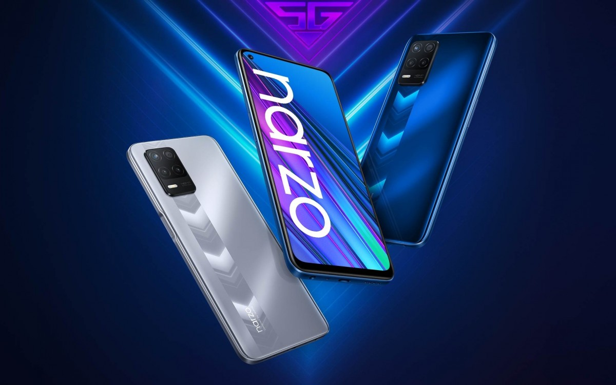 Realme Narzo 30 Overview And Quick Specifications
