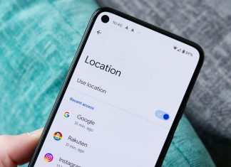 disable location tracking android