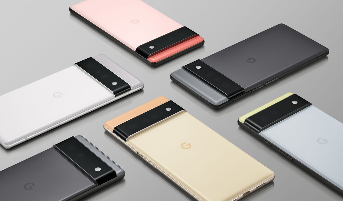 Google Pixel 6 And 6 Pro Prices Leak - $599 And $898