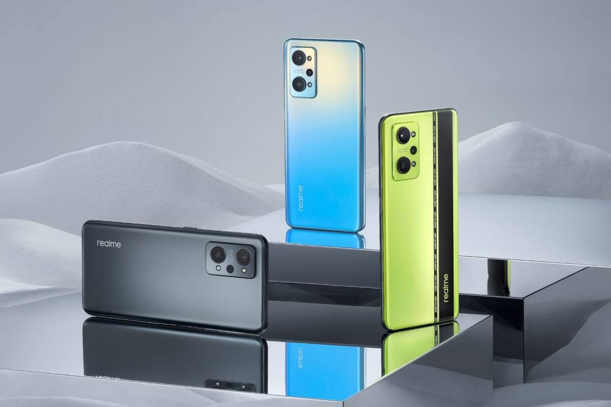 Realme GT Neo2 Launched Globally With 120Hz Display And Snapdragon 870