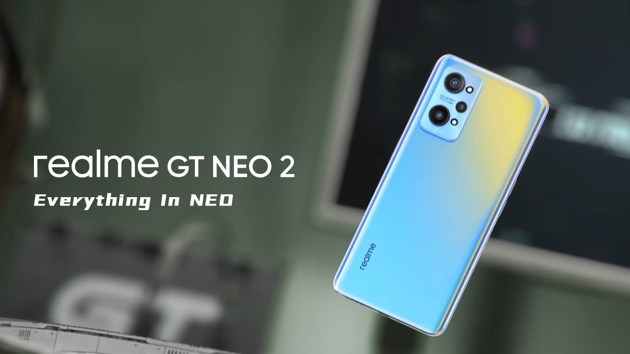 Realme GT Neo2 Eyed With Doubt