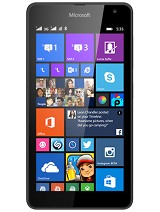 Microsoft Lumia 535 Dual Sim Price in Pakistan