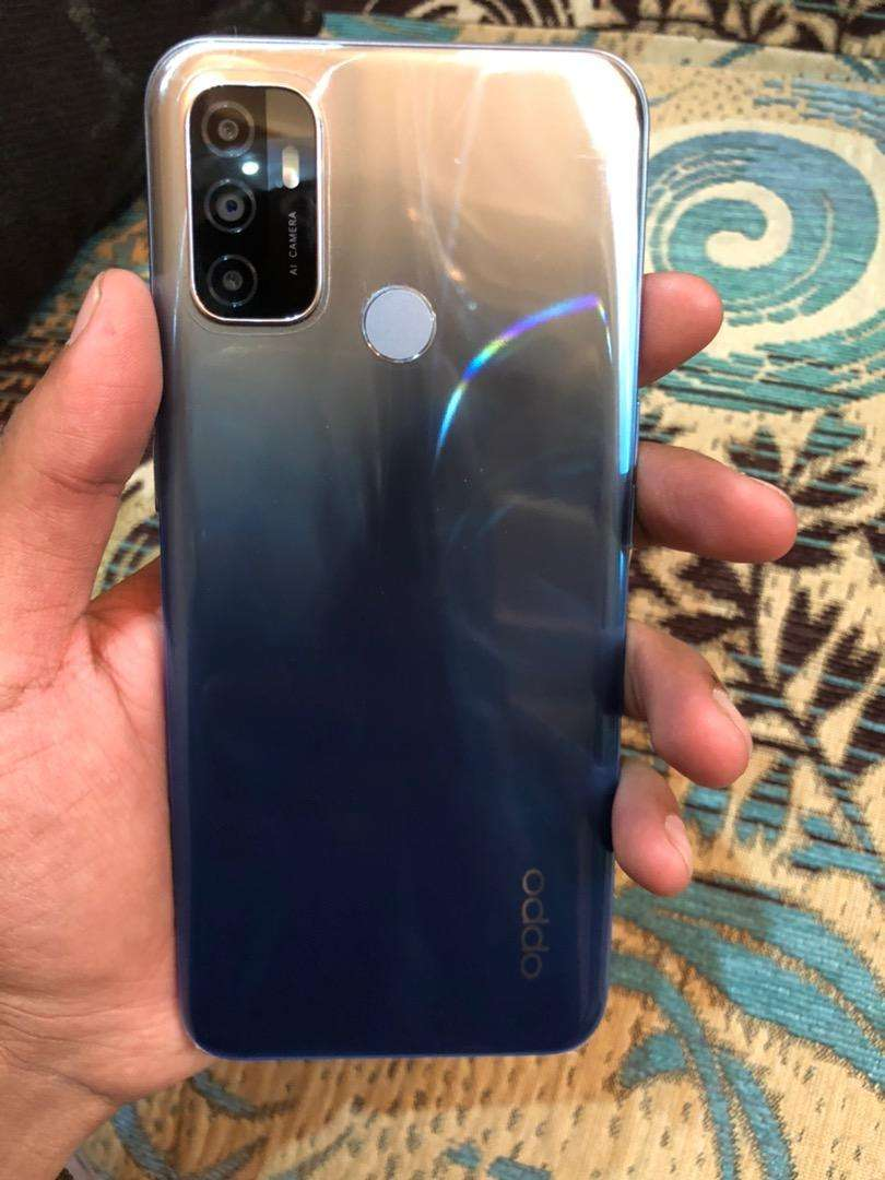 Oppo a53 only month used