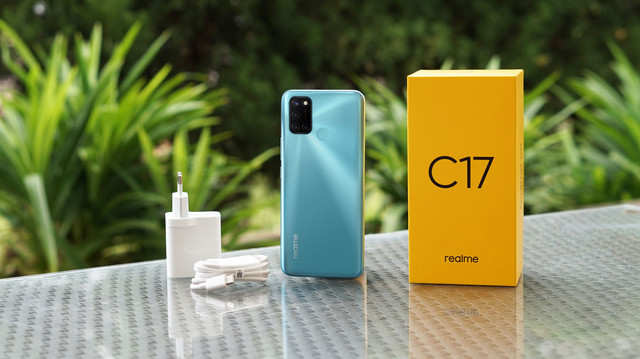 Realme C17 for Sale New Condition 10 out of 10